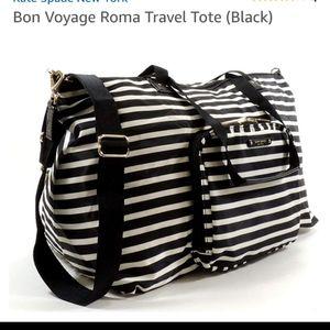 💙 NWT Kate Spade Bon Voyage Travel tote
